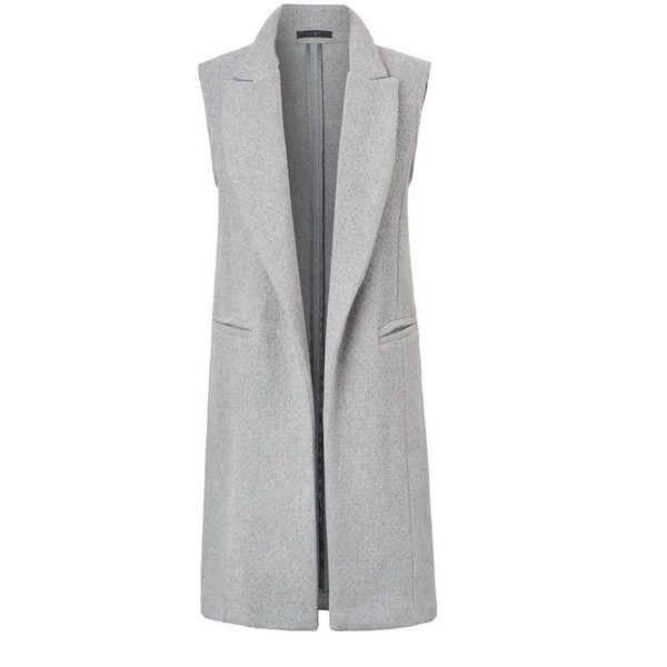 Wool vest ❤ liked on Polyvore featuring outerwear, vests, wool vest, vest waistcoat, wool waistcoat and woolen vest