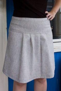 free burda pattern. wish I had some wool here for sewing tomorrow