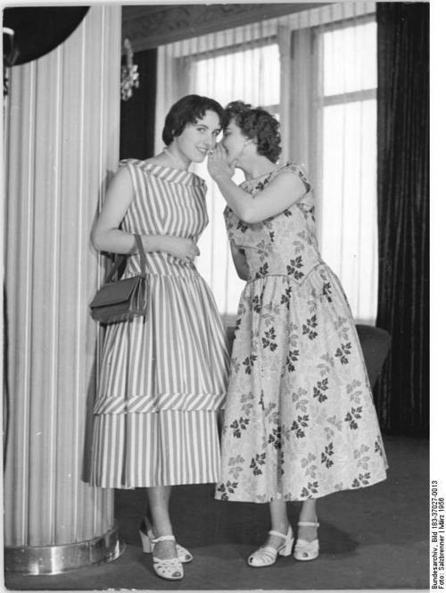Salzbrenner, Dresden, Germany, March 1956.