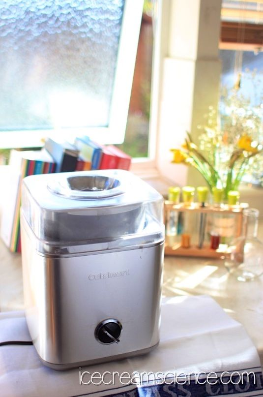 Cuisinart ICE-30 Ice Cream Maker - Review