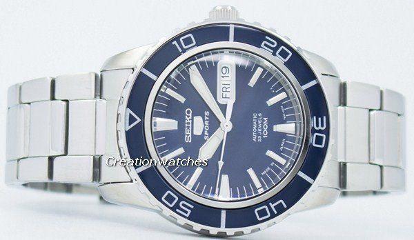 Seiko 5 Sports Automatic SNZH53 SNZH53J1 SNZH53J Men's Watch