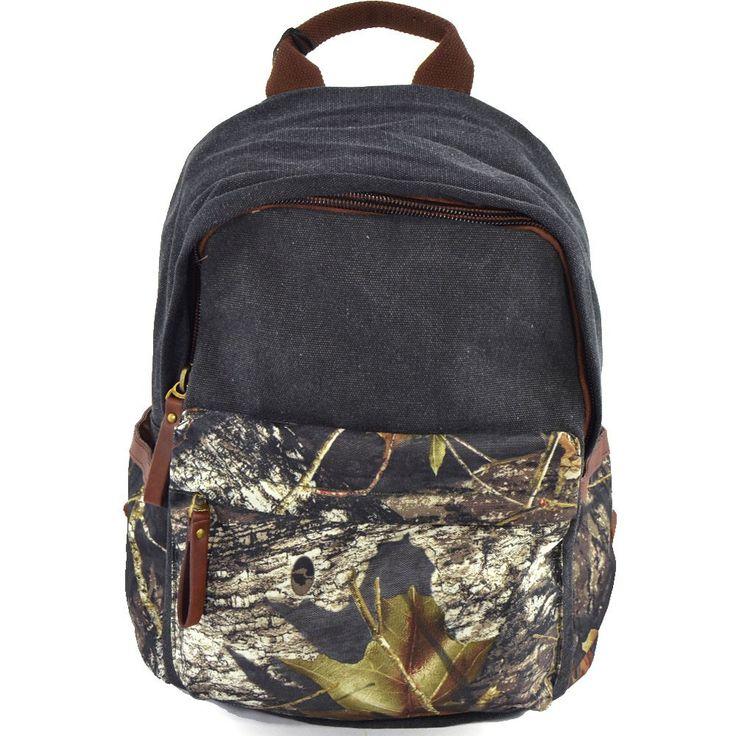 Mossy Oak® Hi-Def Camo Backpack