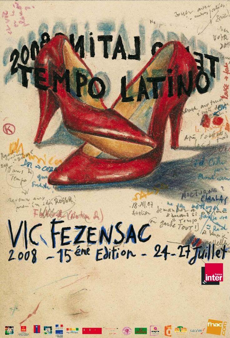 Festival Tempo Latino 2008 à #Vic-Fezensac #Gers