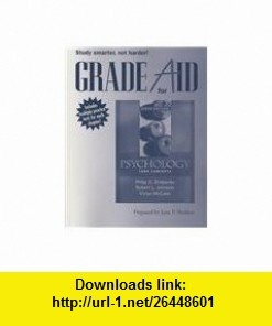 Grade Aid Workbook for Psychology Core Concepts (9780205582174) Philip G. Zimbardo, Robert L. Johnson, Vivian McCann , ISBN-10: 0205582176  , ISBN-13: 978-0205582174 ,  , tutorials , pdf , ebook , torrent , downloads , rapidshare , filesonic , hotfile , megaupload , fileserve