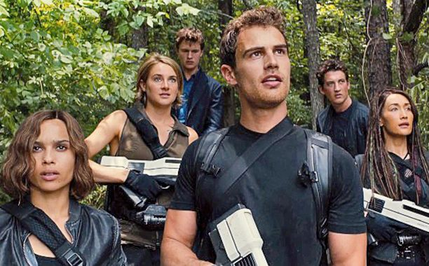 The Divergent Series: Allegiant has a new name and now, a new trailer.