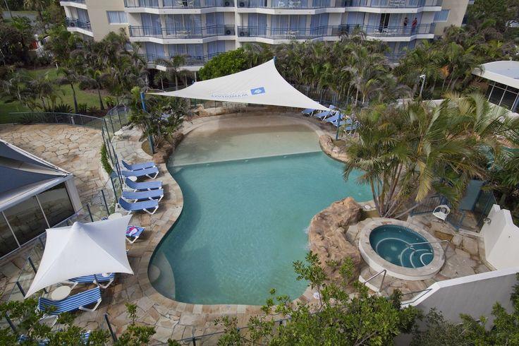 Resorts Pool Wyndham Kirra Beach