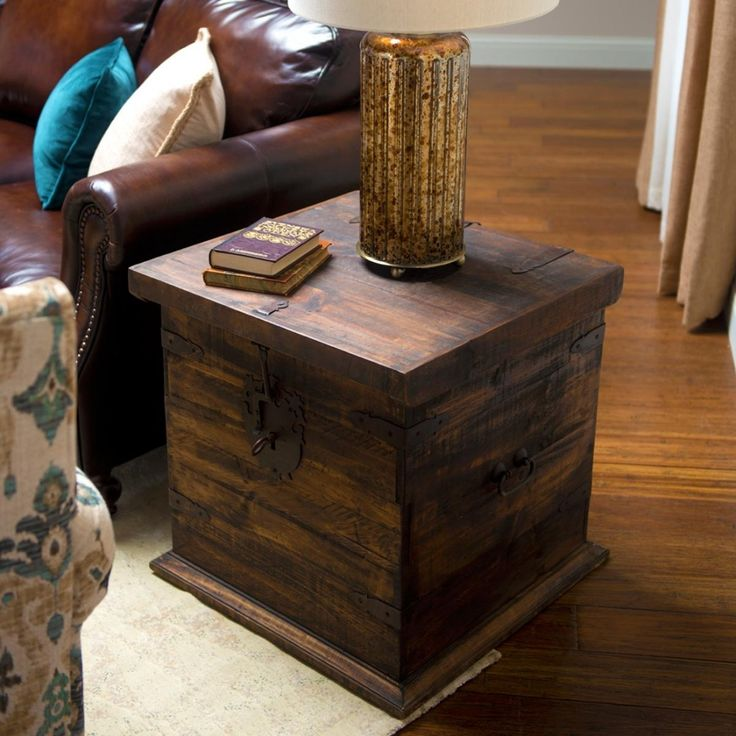 storage trunk end table - living room set cheap Check more at http://www.buzzfolders.com/storage-trunk-end-table-living-room-set-cheap/
