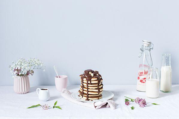 Fluffy pancakes - Carnets parisiens