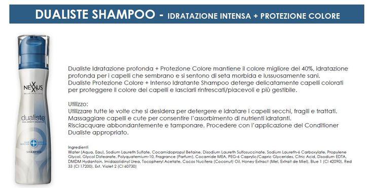 Dualiste - shampoo idratante