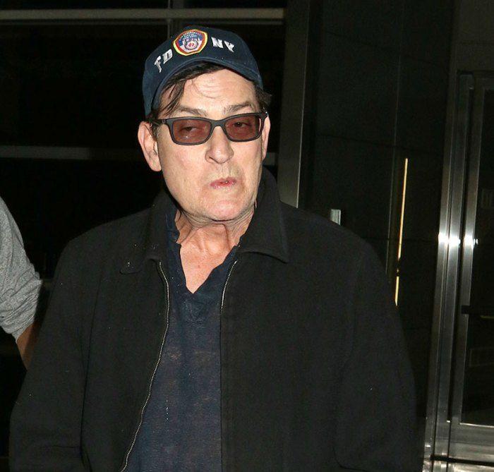 Charlie Sheen: Desperate Dad Puts Him Away For Detox!
