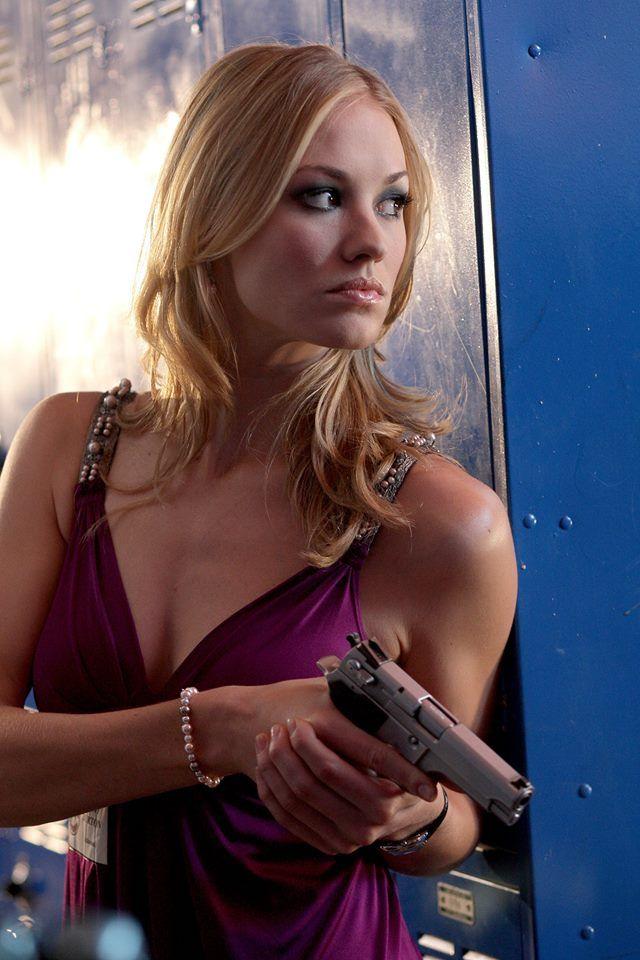 Sarah Walker from Chuck