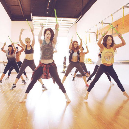 Need to switch up your workout routine? Check out these 15 next big fitness training and exercise trends including team-based workouts, simple dance, pole workouts, barre cardio, and more to add fun back into your workout while burning calories and losing weight.