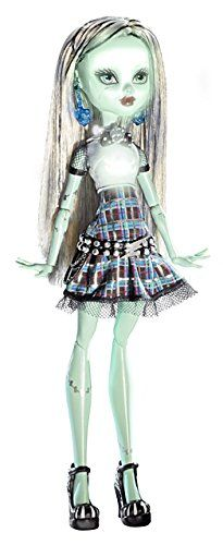 Monster High It's Alive Frankie Stein Doll Only $9.73!