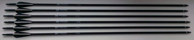 Karbonové šípy do luku 31 '' 500 spine - Dobrý den, prodám nové, nestřílené karbonové šípy do luku. Délka od zářezu v končíku po konec předního insertu je 31''. Spine 500, plastový končík, měnitelný terčový hrot 100 grainů. Váha šípu bez hrotu je 450 grainů. Cena 95 Kč/ks k dispozici 6 ks včetně hrotů. (+2 náhradní končíky) preferuji odběr vcelku Cena poštovného je 120 Kč při platbě předem, případně dobírka + 40 Kč. Kontakt neraději na email zedykoren [zavináč] seznam.cz nebo telefon…