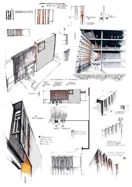 Modern Slim Architecture Portfolio Download Picture Of Architecture Portfolio