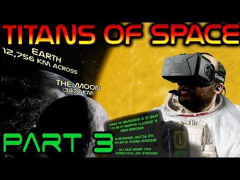 Oculus Rift DK2  Titans of Space  Teil 3: Kentauren und Zwerge #vr #virtualreality #oculus #oculusrift #gearvr #htcvivve #projektmorpheus #cardboard #video #videos