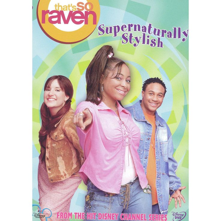 That's so raven:Supernaturally stylih (Dvd)