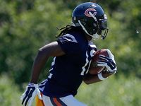 Markus Wheaton: Chicago Bears' receivers 'underrated'