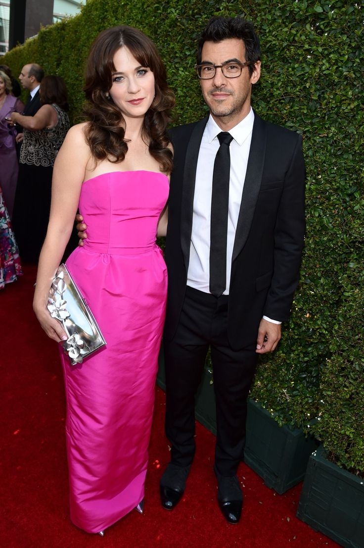 Zooey Deschanel Pregnant, Expecting First Baby with Jacob Pechenik - John Shearer/Invision/AP
