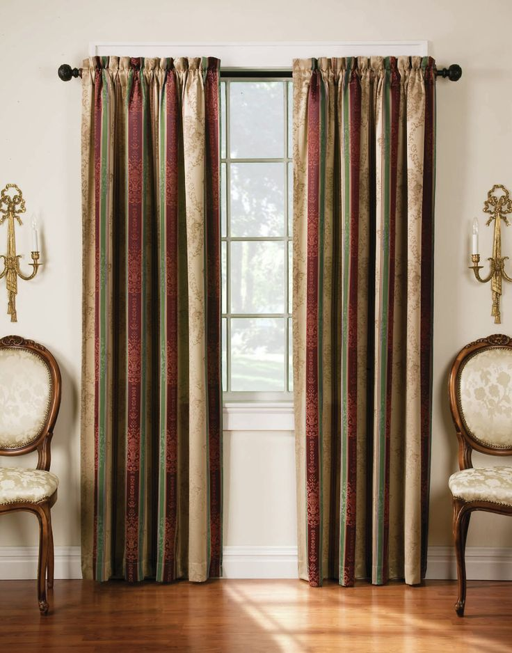 Window Accents Tuscan Curtain Panel & Reviews | Wayfair