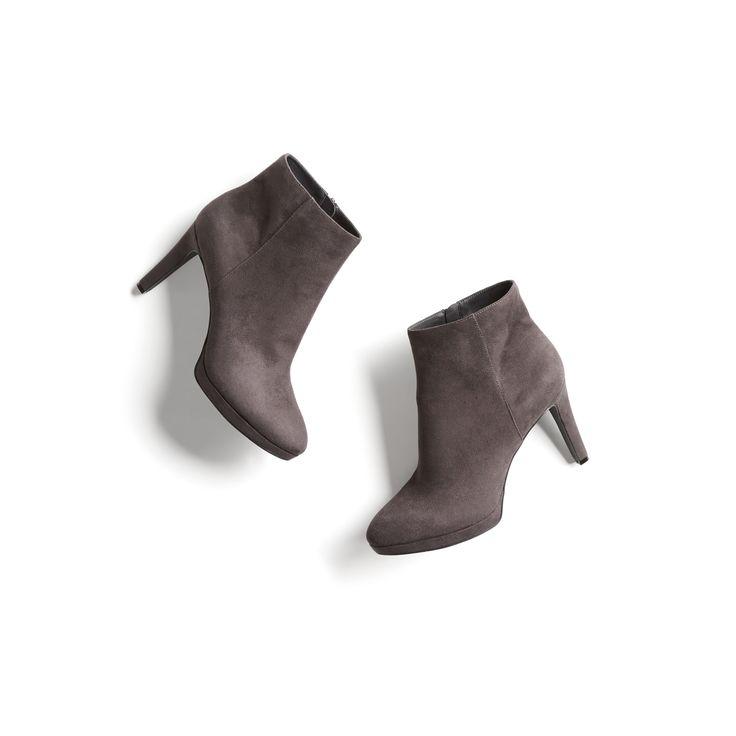 Stitch Fix Fall Stylist Picks: Grey Stiletto Booties