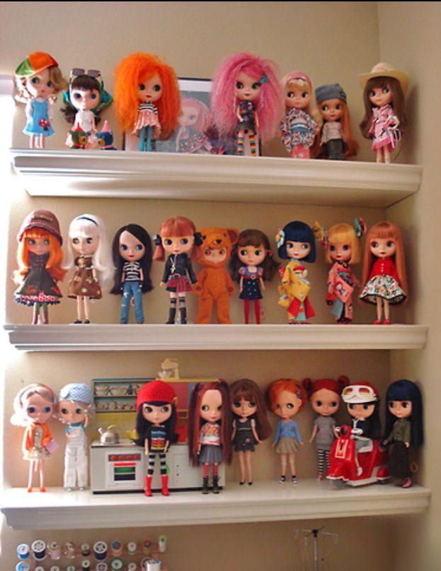 Blythe shelf