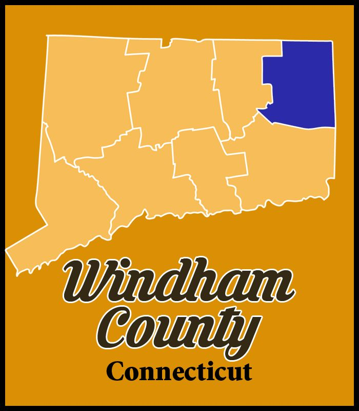 Windham County is a county located in the northeastern corner of the U.S. state of Connecticut. As of the 2010 census, the population was 118,428, making it the least populous county in Connecticut. #SEO #WebDesign #Marketing