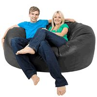 This is the biggest giant bean bag chair for adults that you can buy read more about it here http://adultsgiantbeanbagchairs.bravesites.com/