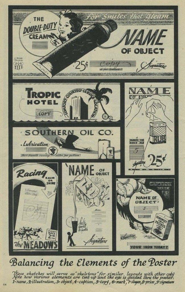 21 best speedball lettering textbooks images on pinterest the vintage speedball textbook malvernweather Gallery