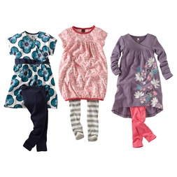 Tea Collection mix and match sets are stylish and comfy.  I love these for Addison.