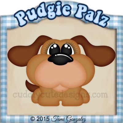 Pudgie Palz-Dog