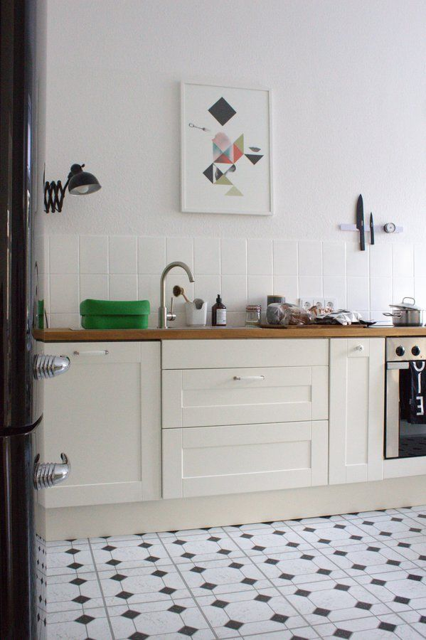 120 best Ikea-Küche images on Pinterest | Kitchen ideas, At home ... | {Landhausküche weiß ikea 40}