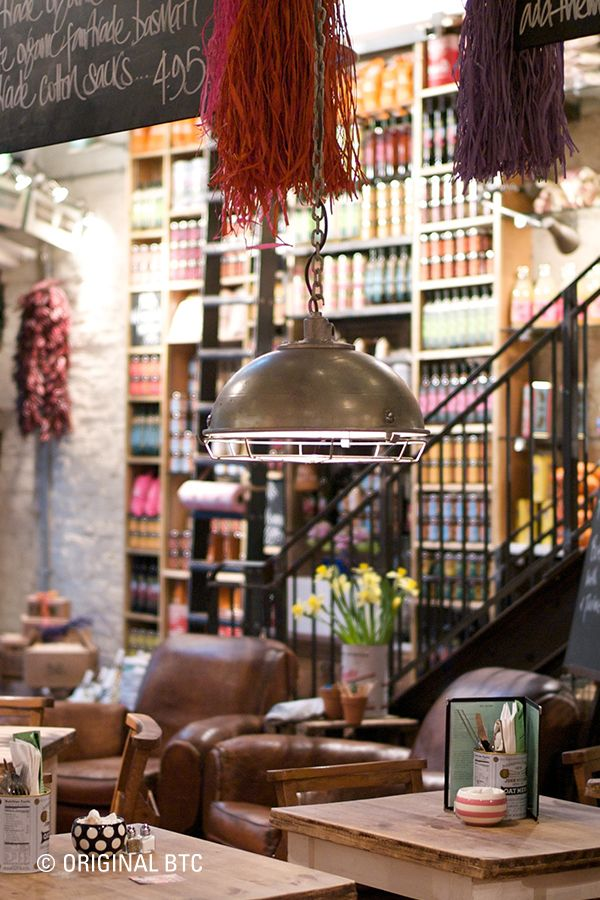 Our Steel Working Lights create an intimate dining experience for anyone visiting Bill's Restaurants.  Made from galvanised metal, these Pendant Lights make a great feature for any home.