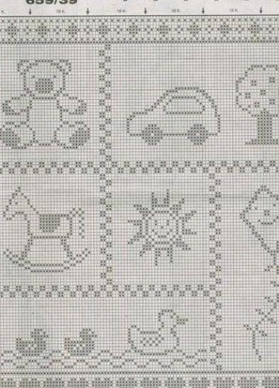 15 New Ideas Baby Blanket Print Knitting Patterns knitting ...