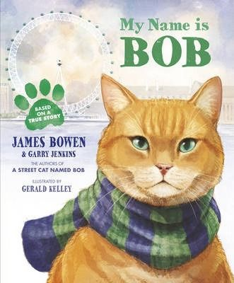"""This is an illustrated children's picture book prequel to the worldwide bestseller A Street Cat Named Bob and The World According to Bob - perfect for very young fans. It is a moving and uplifting tale about one cat in search of a friend that will melt your heart. """""""