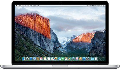 Refurbished MacBook Pro 15-inch Retina 2.3GHz I7 8GB/256GB