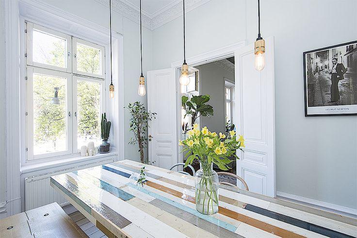 decordemon: A magnificent Scandinavian apartment