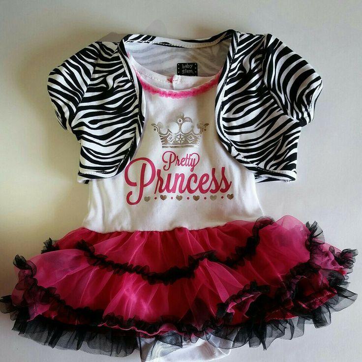 #fzonestyle  Ref. Vestido Pretty Princess. Edad: 6-9 meses. Prendas: Chaqueta, vestido y body. Valor: $56,000 (COP)