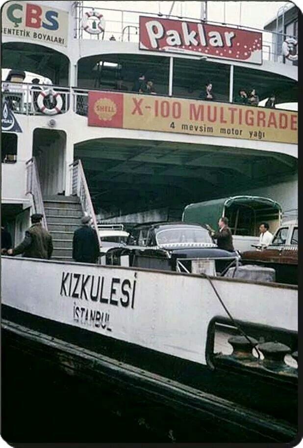 Araba vapuru 1965