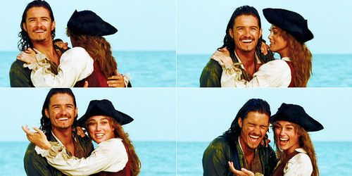 pirates of the Caribbean II I <3 this couple
