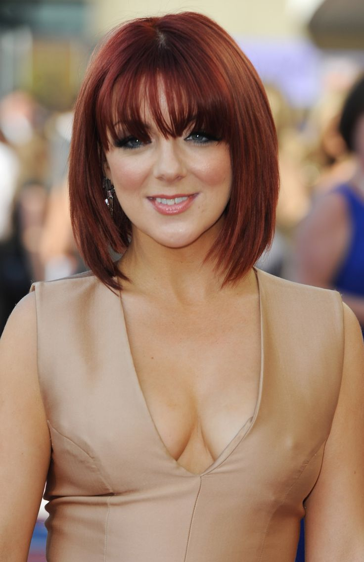 Sheridan Smith - potential hair style!
