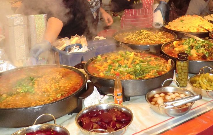 food at brick lane - Google Search