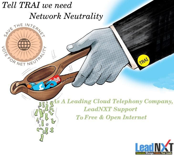 You've probably come across the phrase '#netneutrality' in the last few days across Facebook, Twitter, or elsewhere but aren't quite sure what to make of it. Our purpose is to #appeal #supporters of strong net #neutrality in articulating their own views on the same matter, in order to submit a response to the #TRAI before the deadline on 24 April 2015.