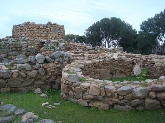 Photo of La  Prisgiona Nuraghe