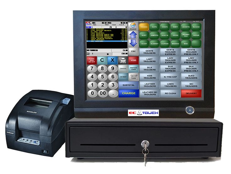Best Epos Systems & Software For Dry Cleaners Business