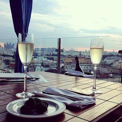 city, love, dinner, drink, luxury, relax, sky, sun, view