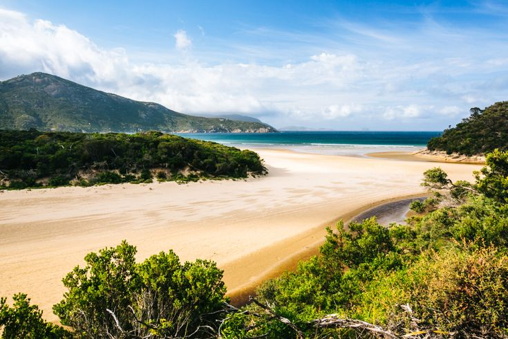 Photo highlights of the main walking trails at Wilsons Promontory National Park and Wilsons Prom beaches.