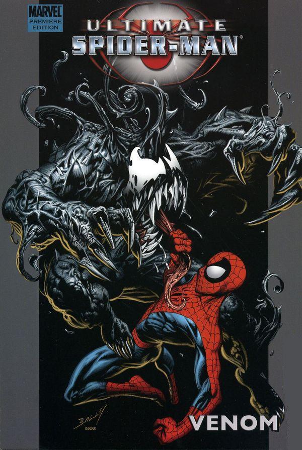 #Venom #Fan #Art. (Ultimate Spider-Man Venom Cover) By: Mark Bagley. (THE * 5 * STÅR * ÅWARD * OF: * AW YEAH, IT'S MAJOR ÅWESOMENESS!!!™)[THANK Ü 4 PINNING!!!<·><]<©>ÅÅÅ+(OB4E)