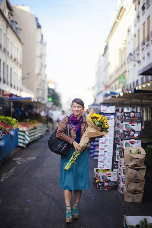 Spring Flowers - Rachel Khoo