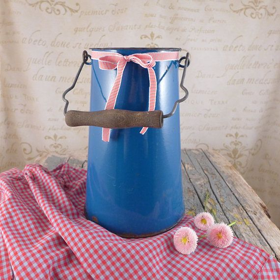 cute jug, Milk Jug, vintage, badge, kitchen, brocante, antiques, brand, jug, milk, bow, shabby chic
